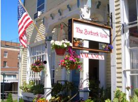 Burbankrose Inn Bed & Breakfast, Newport