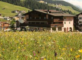 Hotel Garni Lärchenhof, Lech am Arlberg