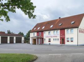 Landgasthof Birkel, Herrieden
