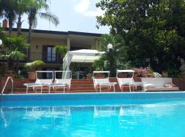 Villa Carmen, Trecastagni