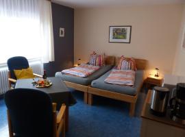 Pension Taunusblick Ferienwohnung und Apartment, Rosbach vor der Höhe