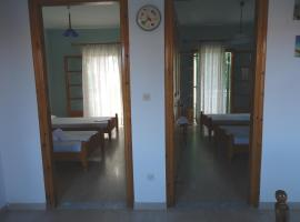 Nikos Apartments, Sidárion