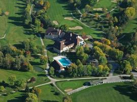 Golf Hotel Resort Du Val De Sorne, Vernantois