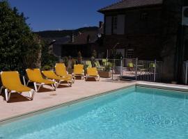 Hotel Le Sully, Meyrueis