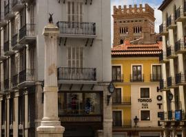Sercotel Torico Plaza, Teruel