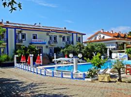 Sugar Family Apart Hotel, Oludenizas