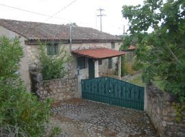 Casa da Ameixiera, Ameixieira