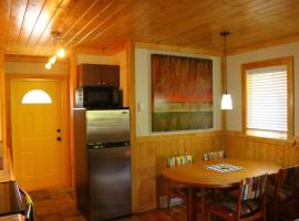 The Single Fin Cabin, Ucluelet