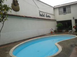 Hotel Ilama, Buga