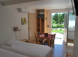 Chambres d'hôtes Les vignes, Saint-Jean-Saverne