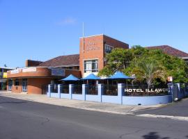 Hotel Illawong Evans Head