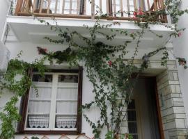 Aggela Guesthouse, Skopelos Town