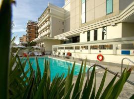 Hotel nel quartiere rivazzurra rimini - Hotel rivazzurra con piscina ...