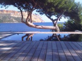 Paradis Villa Cassis