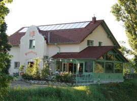 Rosenhotel, Zwentendorf