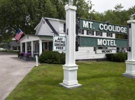 Mount Coolidge Motel, Lincoln