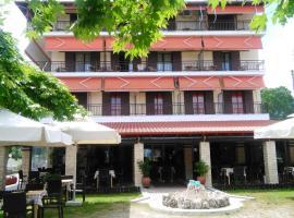 Hotel Lefkes, Paralía Skotínis