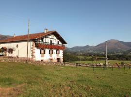 Casa Rural Petisansenea, Zuaztoy de Azpilcueta