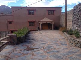 Maison d'Hôtes Ait Souka, Imlil