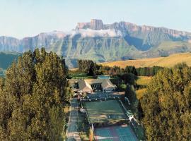 The Nest Drakensberg Mountain Resort Hotel, Bergview