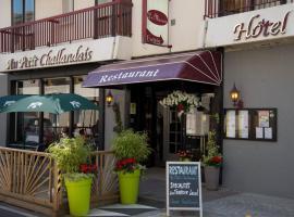 Hôtel Le Marais Restaurant Au Petit Challandais, Challans