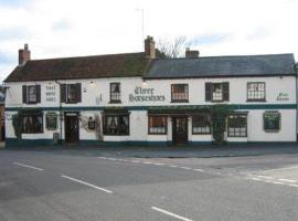 The Three Horseshoes, Drayton Parslow