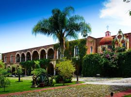 Hacienda El Carmen Hotel & Spa, Ahualulco de Mercado