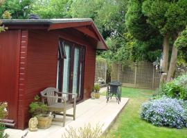 Monument Cabin -cosy for 2-