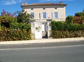Bluebell Guest House, Brantôme