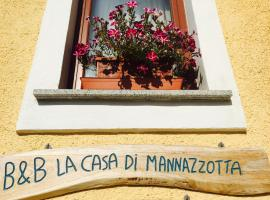 La Casa di Mannazzotta, Castelsardo
