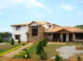 Finca Casa Loma Barichara, Barichara