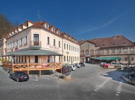 Hotel Podhrad, Hluboká nad Vltavou