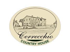 Cerrecchio Country House, San Quirico d'Orcia
