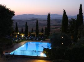 Wellness Center Casanova, San Quirico d'Orcia