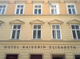 Hotel Kaiserin Elisabeth, Wenen