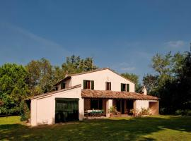 Villa San Nicola, Trebbiantico