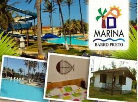 Hotel Marina Barro Preto, Aquiraz