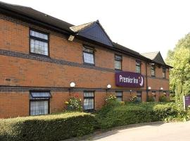 Premier Inn Cannock South, Cannock