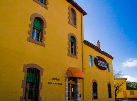 Hostal Antic Balneari De Rocallaura, Vallbona de les Monges