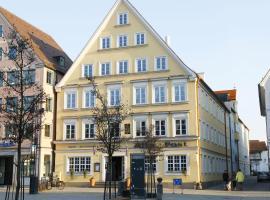 Hotel-Restaurant Alte Post, Mindelheim