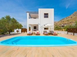 Melfe Villa, Pefki Rhodes