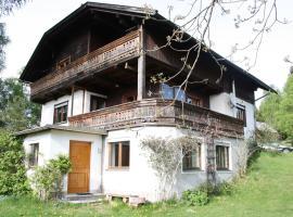 Almhaus Tschamutsch, Kerschdorf
