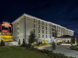 Boomtown Casino and Hotel New Orleans, Harvey