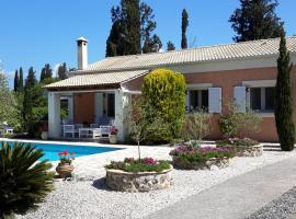 Villa Oleander, Áfra