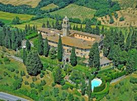 Castello di Montegufoni, Montagnana Val di Pesa