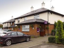 Premier Inn Chester Central - North, Chester