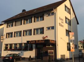 Hotel Zum Ritter, Seligenstadt