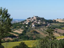 Albergo Diffuso Borgo Montemaggiore, Монтемаджоре-аль-Метауро