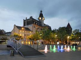 Hotel Aulac, Lausana