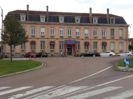 Hotel de Champagne, Saint-Dizier